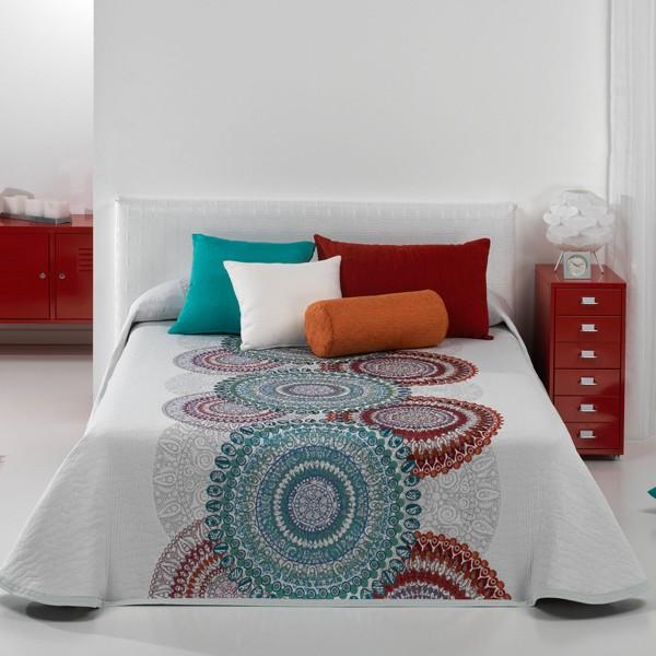 Categoria for Colcha blanca cama 150